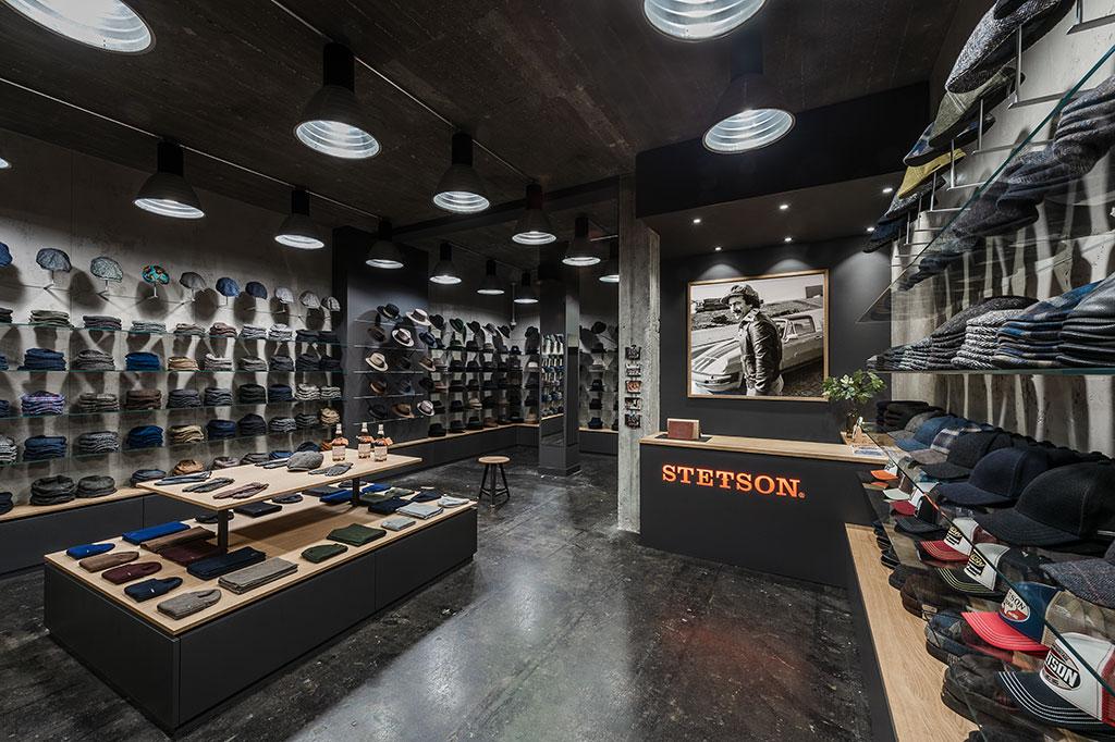 Stetson Store (FOTO Christian Schramm Photography)