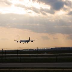 Flughafen Frankfurt Rhein-Main (FOTO O. Fischer_pixelio)