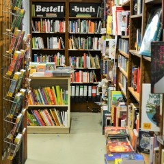 Buchhandlung Schutt (FOTO Katharina Cichosch)