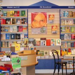 Büchergilde Buchhandlung & Galerie (FOTO Lisa Stör)