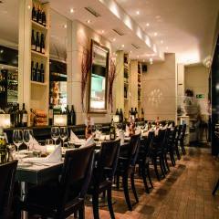 Meyer's Restaurant (FOTO Meyer's Restaurant)