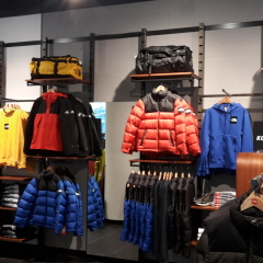 The North Face Frankfurt (FOTO The North Face)