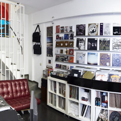Tactile Record Store (FOTO Tactile)