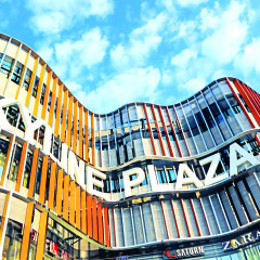 Skyline Plaza (FOTO Skyline Plaza)