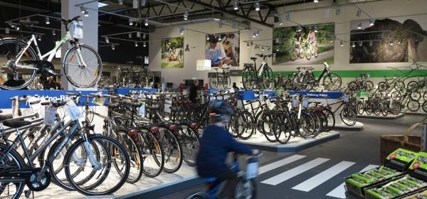 Frankfurt Kauft Ein Location - Fahrrad Denfeld aus dem FRANKFURT ...