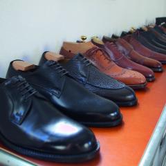 Der Herr der Schuhe - Jürgen Ernst (FOTO Der Herr der Schuhe)