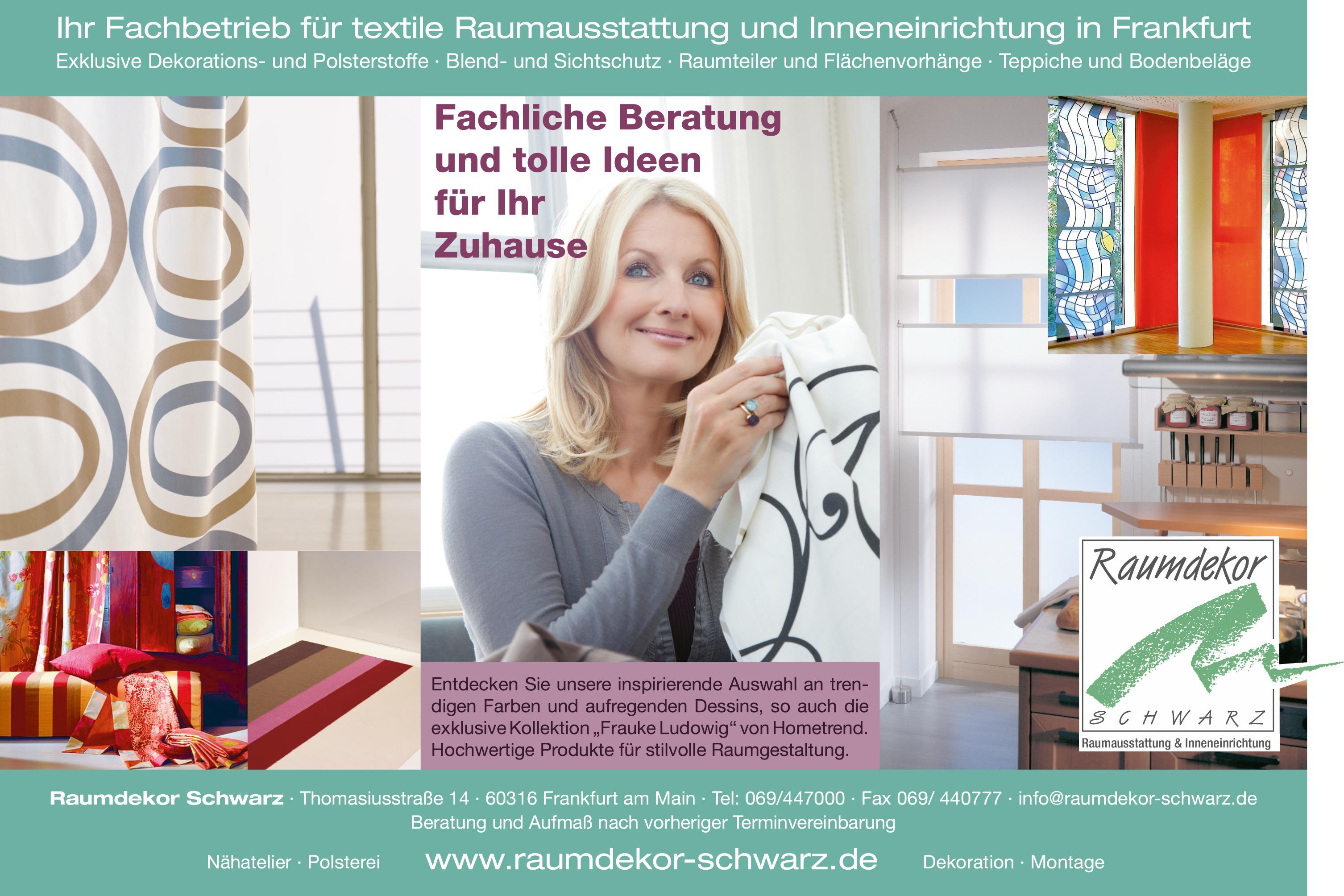 Frankfurt Kauft Ein Location - Raumdekor Schwarz aus dem FRANKFURT ...